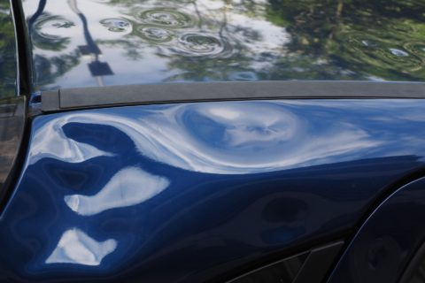 PAINT-LESS DENT REMOVAL